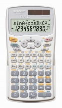 Sharp EL520 Scientific Calculator