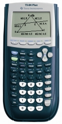 Texas TI-84 Plus Graphic Calculator