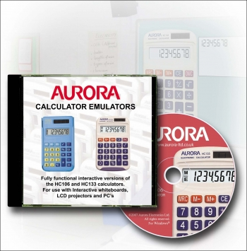 Aurora HC Interactive Software - Special Offer!
