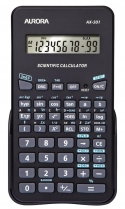 Aurora AX501 Scientific Calculator