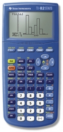 Texas TI-82 STATS Graphic Calculator